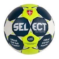 Select - Ballon Ultimate Replica marine/blanc/jaune
