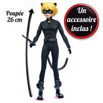 MIRACULOUS LADYBUG - Poupée 26 cm - Chat noir - 39746