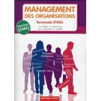 Bertrand Lacoste - Horizon ter stmg management des organisations