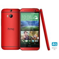 HTC - One M8, Rouge