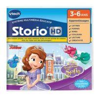 Vtech - Sofia - Jeu Storio HD Princesse Sofia