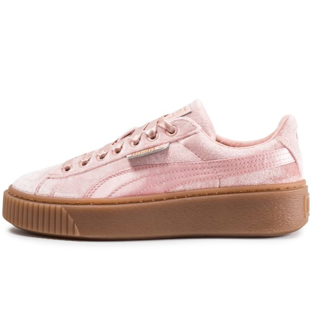 baskets puma plateform