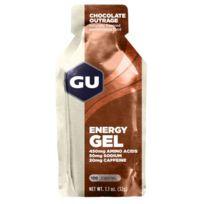 Gu - Gels énergétiques Energy Gel saveur Chocolat intense