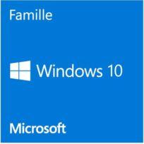 Microsoft - Windows Home 10 oeM édition 64 Bit