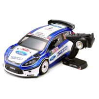 Kyosho - Drx Ve Ford Fiesta S200 4WD Readyset