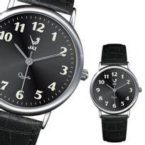 Jaz - Montre Homme modèle Pragmatic Noire - Jz102/1 - cadeau idéal