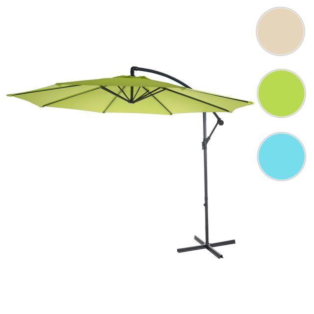 parasol d port vert. Black Bedroom Furniture Sets. Home Design Ideas