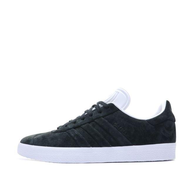 Adidas Gazelle Baskets Noir Homme Noir 48 pas cher Achat