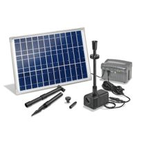 Esotec - Kit pompe solaire bassin ou fontaine Siena Led