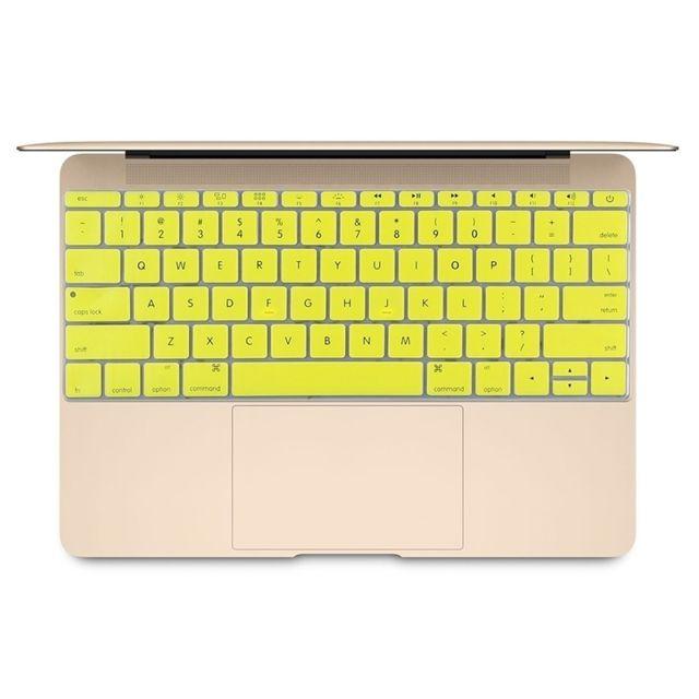 Wewoo Protection Clavier pour MacBook version américaine