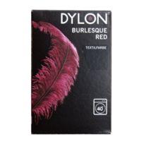 Dylon - Teinture Textile Pour Machine À Laver 200 G ROUGE Burlesque