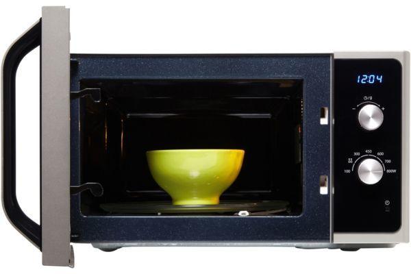 Samsung - Micro onde monofonction MS23F301EAS/EN 23 litres