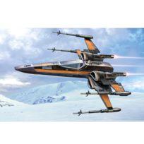 Revell Easykit - Maquette Star Wars : Easy Kit : Poe's X-wing Fighter