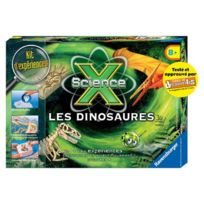 Ravensburger - Mini science X-Les Dinosaures