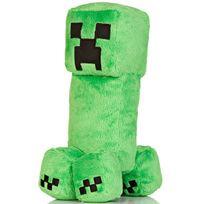 Jnx - Peluche - Minecraft peluche Creeper 27 cm