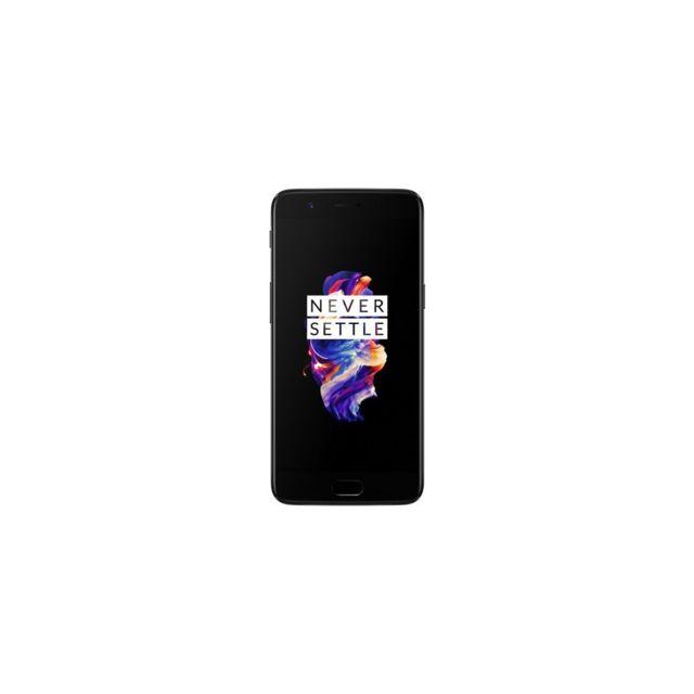Auto-hightech Smartphone 5,5 pouces Android 7.0 4G, Octa-core avec trois caméras - Noir