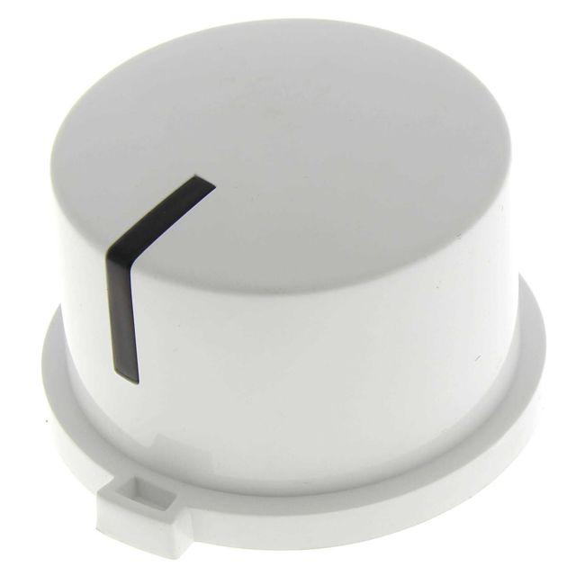 Brandt Bouton de programmateur blanc pour Lave-vaisselle Thomson, Lave-vaisselle