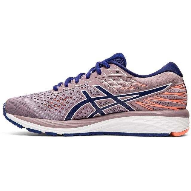 chaussure running femme asics pas cher