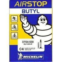 Michelin - Chambre a air 26 pouces type C4 modele Airstop Butyl dimensions 150/220 valve presta 60mm