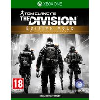 UBISOFT - Tom Clancy's - THE DIVISION Edition Gold - Xbox One