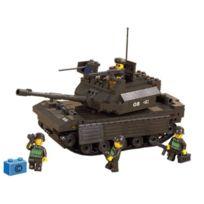 Sluban - Jeu De Construction - Armee De Terre - Char - M38-B6500