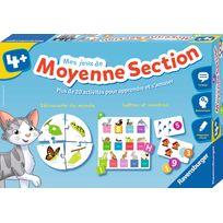 Ravensburger - Mes jeux de moyenne section - 24523