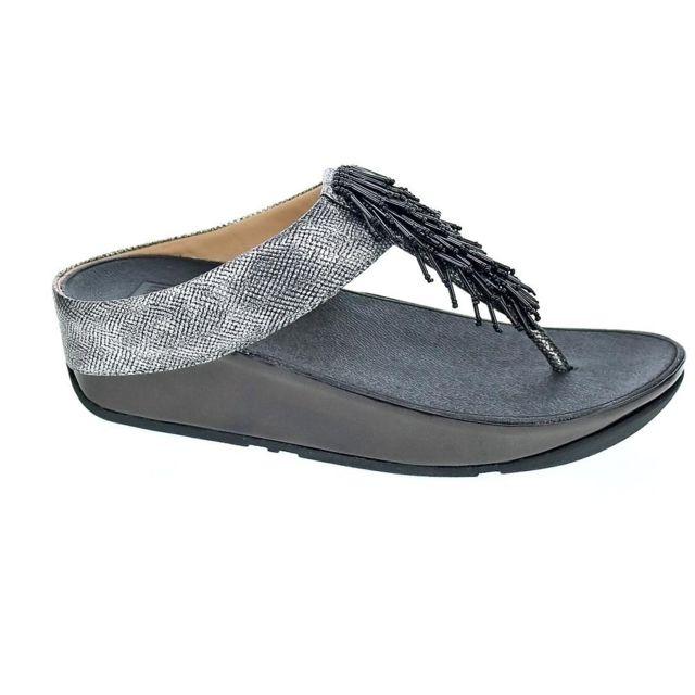 Los Angeles d04a9 185de Chaussures Femme Sandales modele Cha Cha Toe