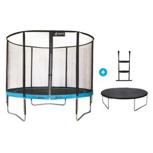 kangui trampoline collection punchi coloris atoll 3 65cm p360atcouv pas cher achat vente. Black Bedroom Furniture Sets. Home Design Ideas