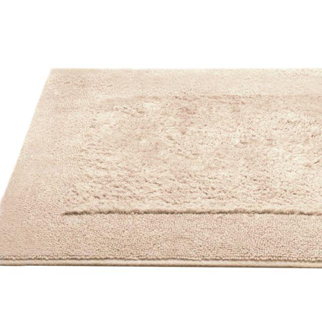 linnea tapis de bain 70x120 cm dream sable 2000 g m2 multicolore pas cher achat vente. Black Bedroom Furniture Sets. Home Design Ideas