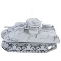 Mirage Hobby - 729001, ÉCHELLE 1:72 - M3 General Grant »- Canal LumiÈRE DÉFENSE 'MEDIUM Tank, Version Tardive, Allemagne, Rheinlan