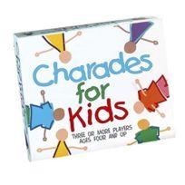Paul Lamond Games - Paul Lamond - Charades Pour Le Jeu D'ENFANTS - Version Anglais - Langue: Anglais