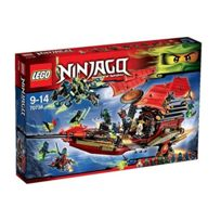 Lego - Ninjago - PlaythÈMES - 70738 - Jeu De Construction - L'ULTIME Qg Des Ninjas