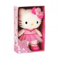 Hello Kitty - Peluche Ballerina - 27 cm
