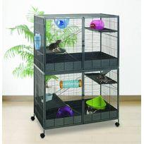 cage ecureuil achat cage ecureuil pas cher rue du commerce. Black Bedroom Furniture Sets. Home Design Ideas