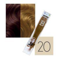 Balmain Hair - extensions kératine balmain paquet de 10 n°20 45 cm