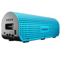 LENCO - GRID-7 - Enceinte Nomade - Bluetooth - NFC - 11W - Micro USB - Bleu