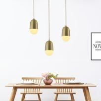 Wewoo Suspension luminaire Lustre Lampe Suspendue simple