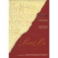 Manuscript - Bloc-notes Papier EntraÎNEMENT Calligraphie A4