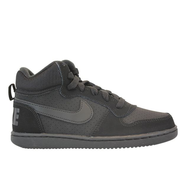 Nike Court Borough  Mid pas cher Achat  Borough  Vente Baskets enfant 1bada7