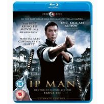 Cine Asia - Ip Man Blu-ray, Import anglais