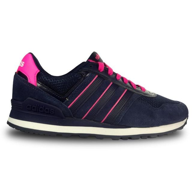 more photos b907f c4ccb Adidas - Chaussures femme 10 k neo Marine - 40 - pas cher Achat  Vente  Baskets femme - RueDuCommerce