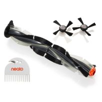 NEATO ROBOTICS - kit de brosses pour aspirateur robot - 945-0219