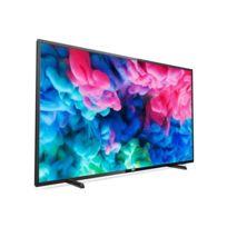 "PHILIPS - TV LED 4K UHD - 55"" 139 cm 55PUS6503/12 - Noir"