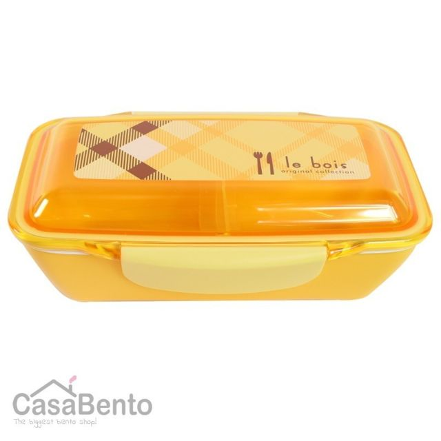 Casabento Bento Le Bois Click & Lock Jaune