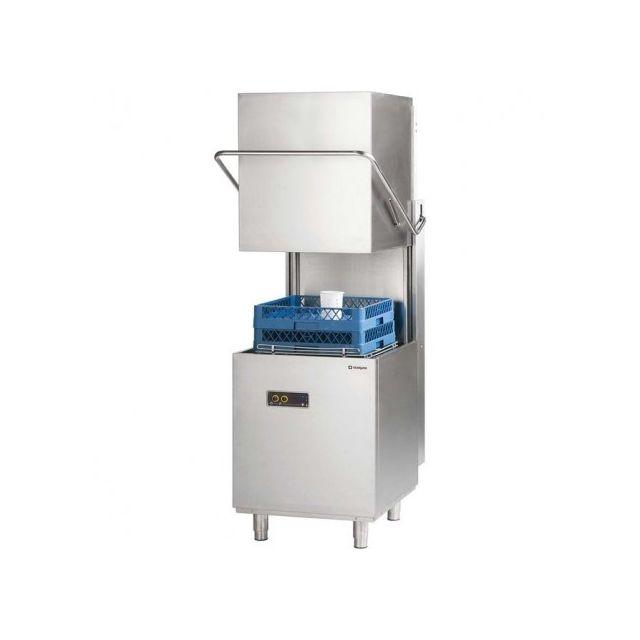Materiel Chr Pro Lave vaisselle à capot avec doseur liquide de lavage - Stalgast