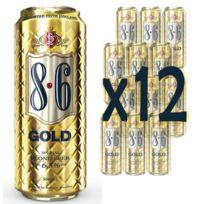 Bavaria - Pack x12 gold 6.5 50cl boite