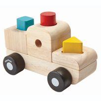 Plan Toys - Mon Premier Camion de Construction