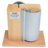 Générique - Anti-pince Doigts Elegance Cote Feuillure - 7012 F Protection M1 - Générique - Anti-pince Doigts Elegance Cote Feuillure - 7012 F Protection M1