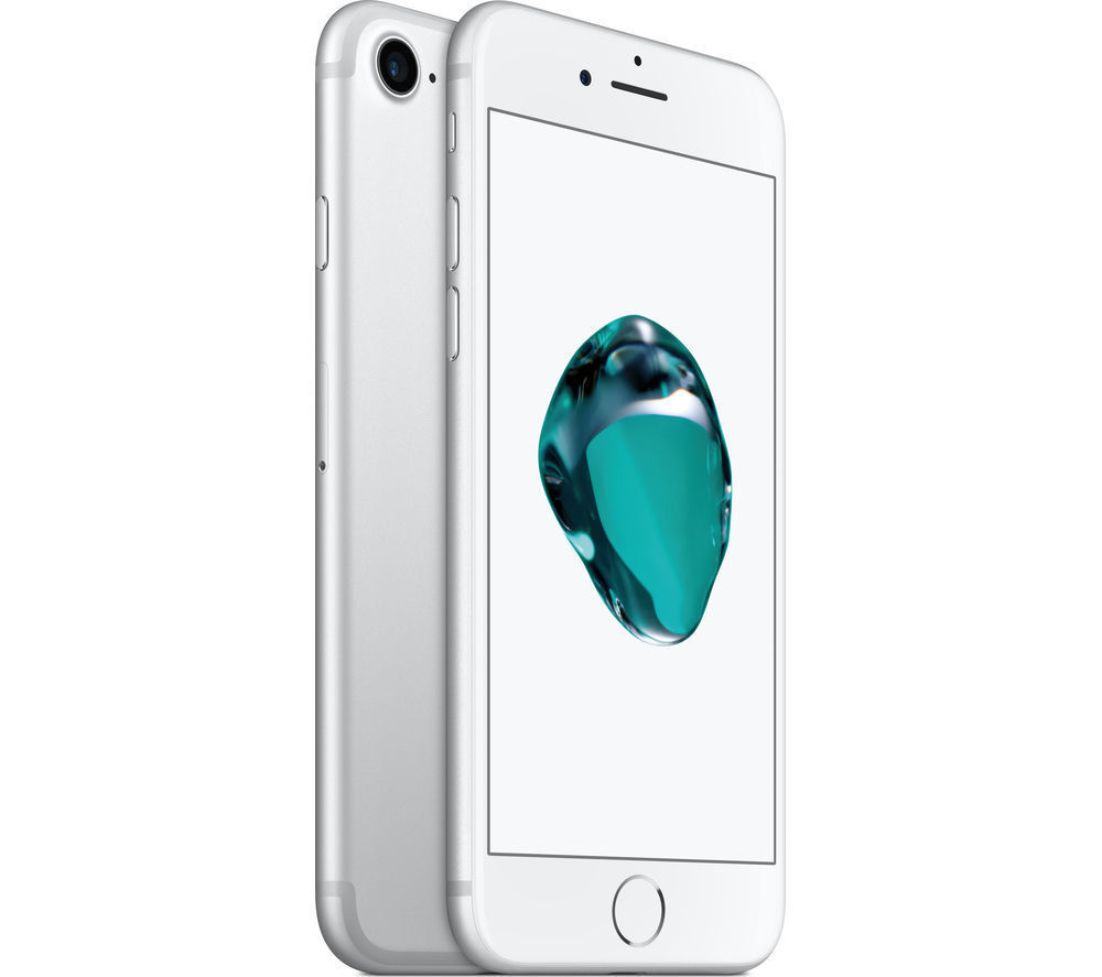 iPhone 7 - 32 Go - Argent - Reconditionné