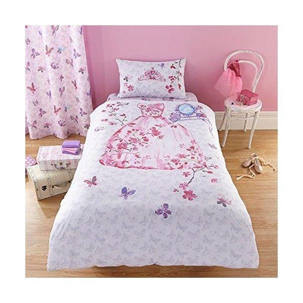 home parure de lit petite princesse pas cher achat vente linge de lit enfant rueducommerce. Black Bedroom Furniture Sets. Home Design Ideas